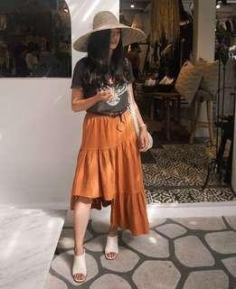 Kim Soo Bali Straw Hat