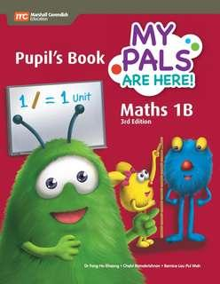 My Pals Are Here Math Textbook