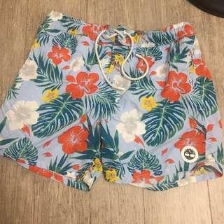 Timberland 沙灘褲(男裝有內膽)
