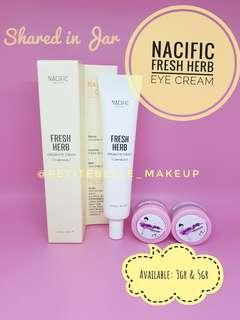 [SHARE] NACIFIC Fresh Herb Origin Eye Cream