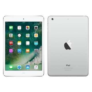 iPad mini 2 (Retina), A1490 (Wi-Fi + Cellular) - Silver, IOS 12.1