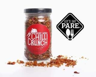 Daddy Mikks Chilli Garlic Crunch