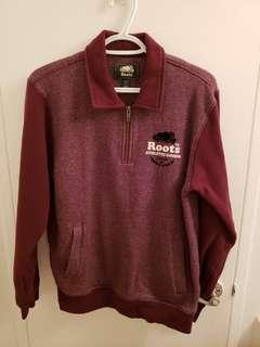 Roots Sweater Maroon