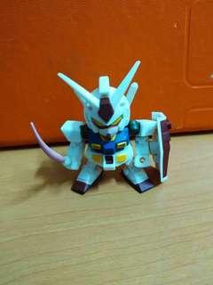 高達 Gundam 骨架 扭蛋 食玩