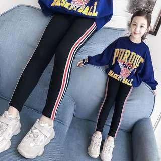ee4be582a20f (3yrs~13yrs) Kids Fleece Winter children s clothing girls leggings autumn  and winter models