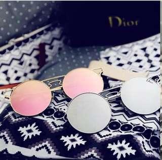Pink and Grey Dior Shades