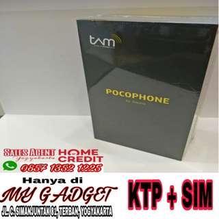 Pocophone F1 6/128 Gb kredit kilat 3 MENIT CAIR
