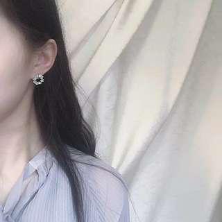 小花兒耳環