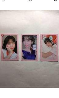 """TWICE Momo """"What is Love?"""" Photocards"""