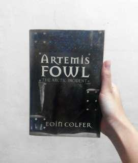Artemis Fowl- The Arctic Incident
