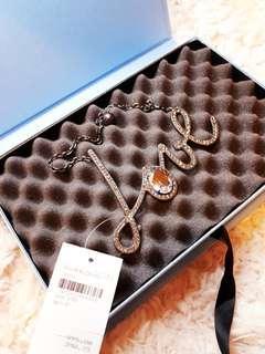 $600 Lanvin Paris Necklace Brand New