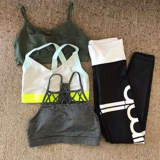 Activewear size small