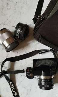 Sony A5000 Mirrorless Camera 20.1 megapixel
