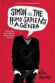 [PO] SIMON VS THE HOMO SAPIENS AGENDA - BECKY ALBERTALLI