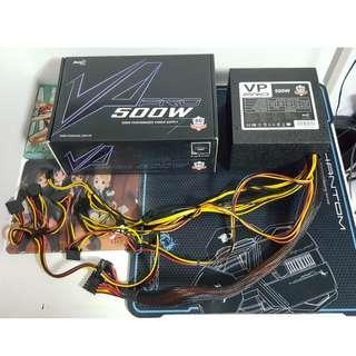 (RUSH) PSU - Aerocool VP Pro 500 Watts