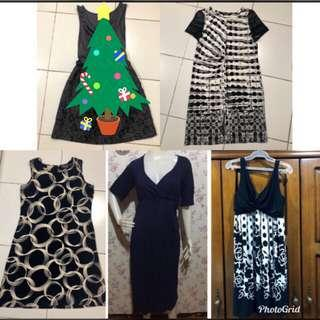 TAKE ALL BrAnded dress office dress M-semi large