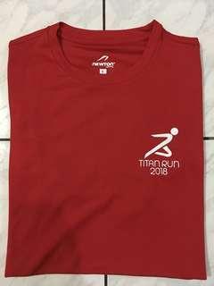 Jersey Running Titan Run 2018 Size L Unisex