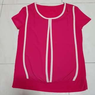 🚚 [CLEARANCE] Bright Pink Top