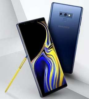 WTB Samsung Galaxy Note 9 Black 512GB