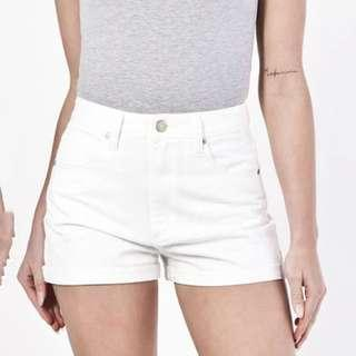 A Brand High Waisted Shorts