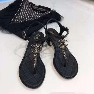 Chanel sandals #varsjd