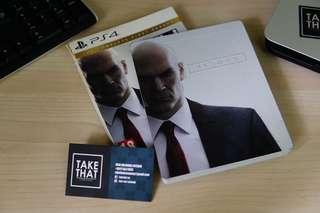 PS4 - Hitman ( Steelbook Edition )
