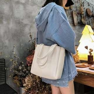 70c7e1d28ada (preorder) Leather Tote Sling Bag