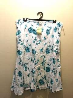 Millers summer voyage rose Print Skirt sIze 20