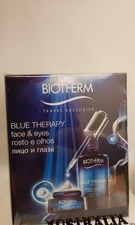 Biotherm Blue Therapy travel Exclusive sets
