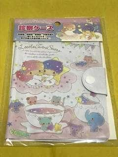 Little Twin Stars Health card case Sanrio