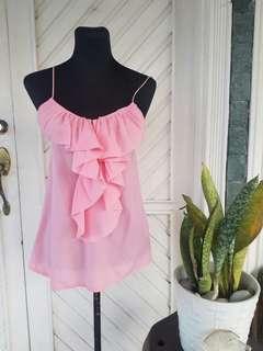 !!!NEW!!! H&M Pink Sleeveless