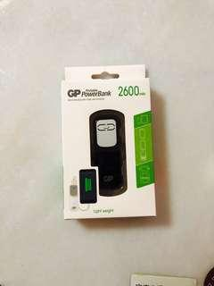GP PowerBank 2600mAh