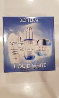 Biotherm Intensive illuminating solutions Travel sets