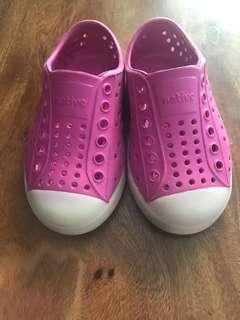Native Shoes Size 6 x Crocs x Ipanema x Zaxy x Mini Melissa