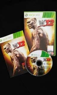 WW12 for Xbox 360