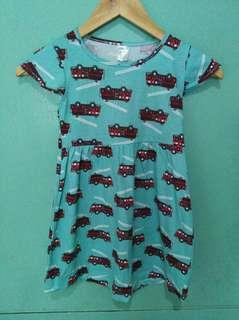 Zhikhir Dress Kids 3 to 8 yo