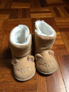 Kids Winter Girls Snow Boots Shoes