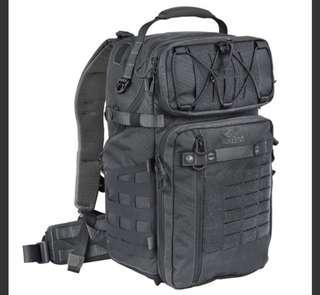 Vanquest Trident-31 Tactical Backpack (Black)