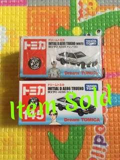 AE86 Tomica