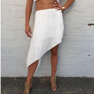 Staple the Label Skirt