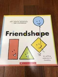 Friendshape - paperback