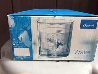 325ml 6 pcs water glass