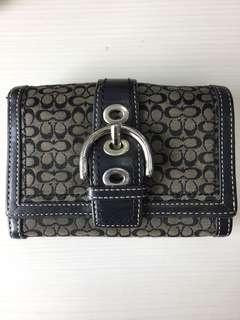 Coach Bifold Authentic Wallet