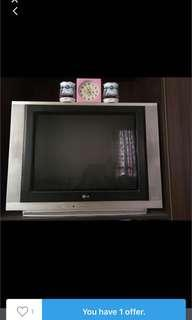 29 inch TV - LG (Tip top condition)