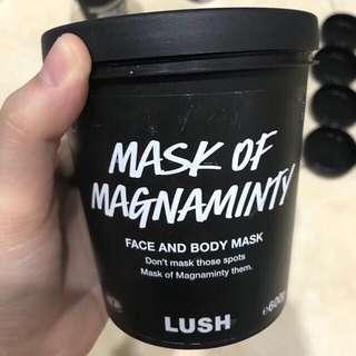 LUSH MASK OF MAGNAMINTY ORIGINAL