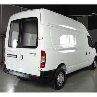 Maxus V80 Passenger/Panel/Semi-Panel/Custom Van