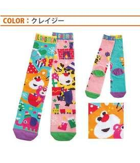 ⭐️日本潮童品牌❤️Jam 長襪 (膝下)