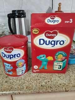 Dugro step 3