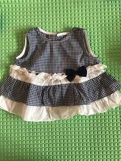LIKE NEW Dress bayi