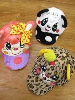 ❤️GRAND GROUND 熊貓🐼Cap 帽子